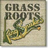 """""""Grass Roots"""" blues CD by The Chicago Kingsnakes"""