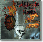 """""""Eternity's Descent"""" blues CD by Studebaker John and The Hawks"""