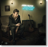 """High Priest of Nothing"" blues CD by Jimmy Reiter"