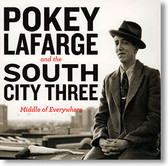 """""""Middle of Everywhere"""" roots CD by Pokey LaFarge & The South City Three"""