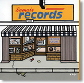 """""""Record Store"""" blues CD by The Mighty Mojo Prophets"""