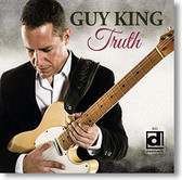 """Truth"" blues CD by Guy King"