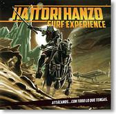 """""""Attacanos Con Todo Lo Que Tengas"""" surf CD by Hattori Hanzo Surf Experience"""