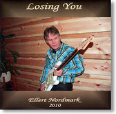 """Losing You"" guitar CD by Ellert Nordmark"