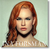 """""""Self Titled"""" blues CD by Ina Forsman"""