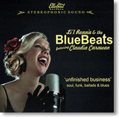 """""""Unfinished Business"""" blues CD by Li'l Ronnie & The Blue Beats"""