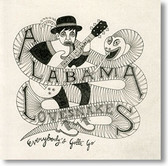 """Everybody's Gotta Go"" blues CD by The Alabama Lovesnakes"