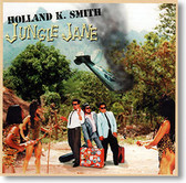 """Jungle Jane"" blues CD by Holland K. Smith"