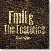 """Rise Again"" blues CD by Emil & The Ecstatics"