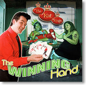 """""""The Winning Hand"""" rockabilly CD by The Kat Kings"""