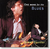 """One More For The Blues"" CD by Sunny Fournier"