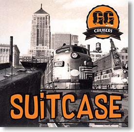 """""""Suitcase"""" blues CD by GG and The Cruisers"""