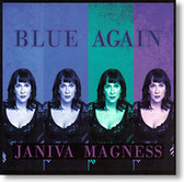 """Blue Again"" blues CD by Janiva Magness"