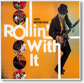 """Rollin' With It"" blues CD by John McNamara"