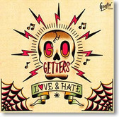 """Love & Hate"" rockabilly CD by The Go Getters"
