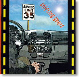 """""""Shifting Gears"""" surf CD by Speed Limit 35"""