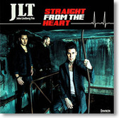 """Straight From The Heart"" rockabilly CD by John Lindberg Trio"