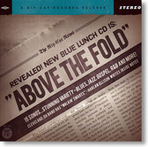 """""""Above The Fold"""" blues CD by Blue Lunch"""
