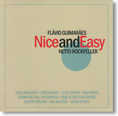 """Nice and Easy"" blues CD by Flávio Guimarães & Netto Rockfeller"