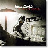 """Twenty Years After"" blues CD by Gyan Dookie & The Telecaster Combo"