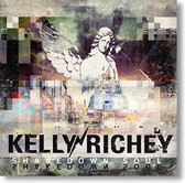 """Shakedown Soul"" blues CD by Kelly Richey"