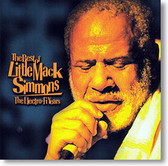 """""""The Best of The Electro-Fi Years"""" blues CD by Little Mack Simmons"""