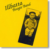 """""""Self Titled"""" blues CD by Illbatta Boogie Band"""