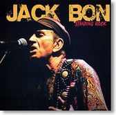 """Standing Rock"" blues CD by Jack Bon"