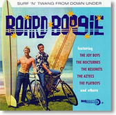 """""""Board Boogie"""" surf CD by Various Artists"""