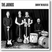 """""""Surfin' The Beatles"""" surf CD by The Jarnos"""