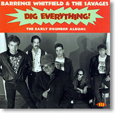 """Dig Everything!"" blues CD by Barrence Whitfield"