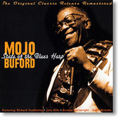 """""""State of The Blues Harp"""" blues CD by Mojo Buford"""