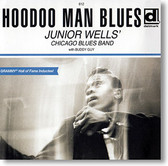 """Hoodoo Man Blues"" blues CD by Junior Wells"