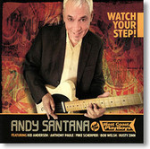Andy Santana and The West Coast Playboys - Watch Your Step