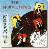 """""""The Scratch"""" blues CD by The Groovetones"""