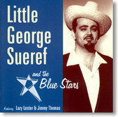 Little George Sueref and The Blue Stars - Self-Titled