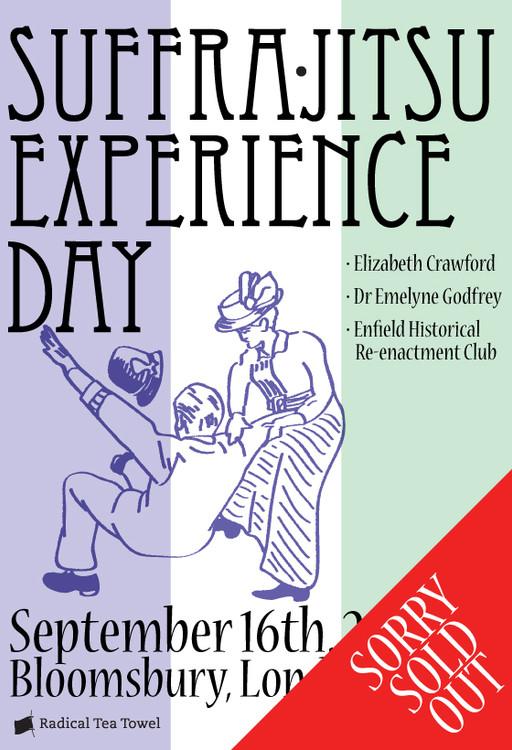 Suffrajitsu Experience Day 16/09/2017