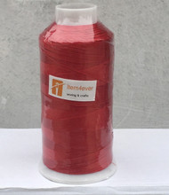 RED Bonded #69 T70 Nylon Sewing Thread for Upholstery leather canvas outdoor Seats