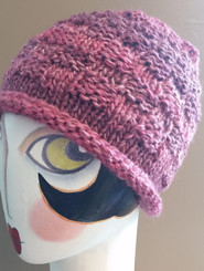 Basket Weave Hat Pattern