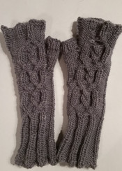 Danielle's Fingerless Gloves pattern