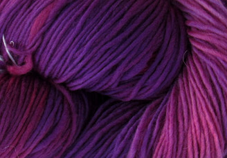 Squish Hand Dyed Wool
