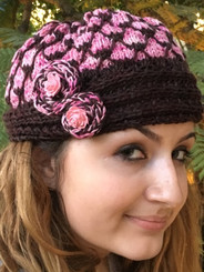 Sunday Social Hat Pattern