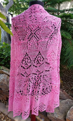 Traveling Traditions Shawl Pattern