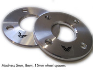 Madness Wheel Spacers