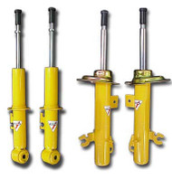 Koni Yellow Adjustable Sport Shocks for MINI Cooper