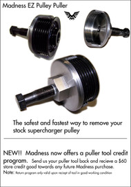 Madness EZ Supercharger Pulley Removal Tool
