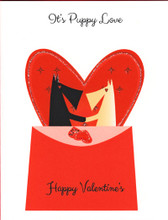 Scottie Valentine Card