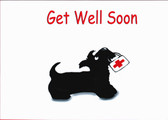 Scottie Get Well Card