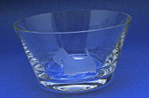Small Conical Glass Bowl