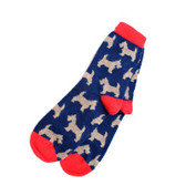 Wheaten Scottie Socks